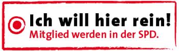 In die SPD eintreten